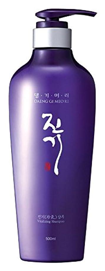 韓方 デンギモリ 珍気シャンプー500ml