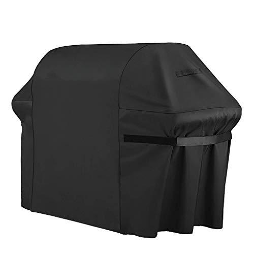 Housse de Barbecue en Plein air 600D Oxford Tissu Premium Barbecue Grill Cover Heavy Duty Gas Anti-UV Garden Furniture Cover