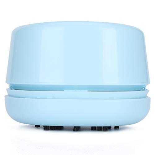 Mini limpiador de mano, potente succión, eléctrico, pequeño, portátil, limpiador de mesa...
