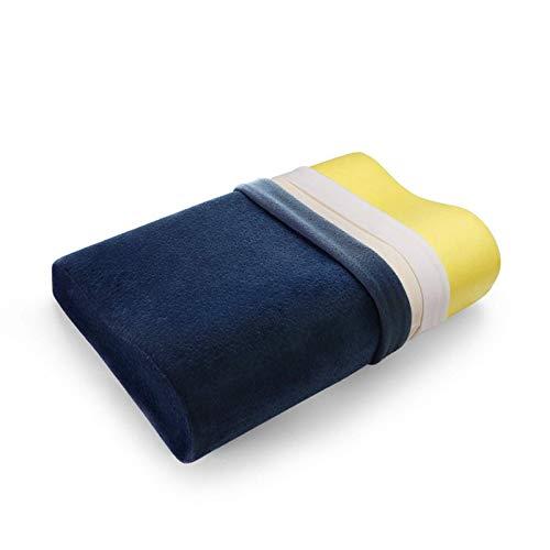 JONJUMP Massaggiatore Cuscini per dormire Memory Foam Cuscino cervicale ortopedico Coccige cervicale Lento Rimbalzo Sanitario Biancheria da letto