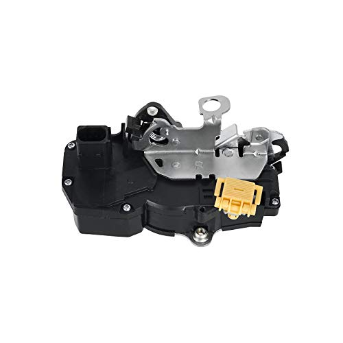 Front Right Side Door Lock Actuator Integrated Latch Assembly Compatible with 2008-2012 Malibu & 2007-2009 Aura