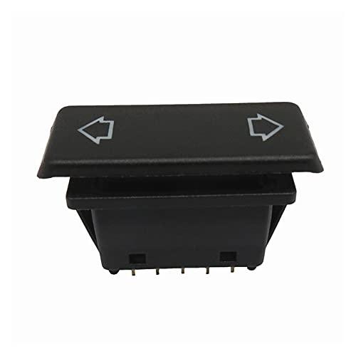 VIKEP Pasajero Power Window Levantador de asistencia Interruptor de control Fit para Peugeot 504 505 404 Citroen ZX AX BX XSARA C15 C25 SAXO