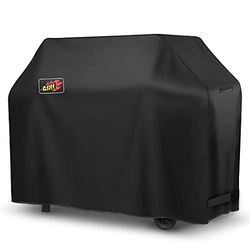 Cover per Barbecue (147*61*122 cm), Cover per Barbecue a Gas Impermeabile 600D Cover Barbecue,...