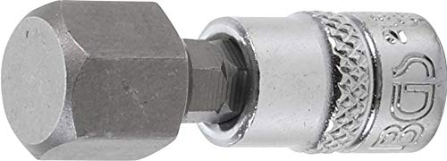 BGS 2161-12 | Douille à embouts | 6,3 mm (1/4\