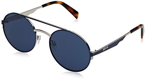 Just Cavalli JC863S Gafas de sol, Azul (Blue/Other/Blue), 54.0 Unisex Adulto