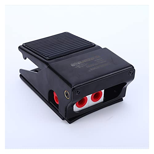 """Válvula de ducha Control de presión de pie G1 / 8""""FV-320 Pedal neumático de aire roscado interruptor de válvula para la manguera"""
