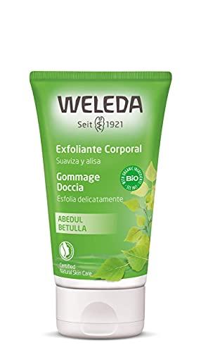 Esfoliante Cremoso de Bétula, Weleda, Verde