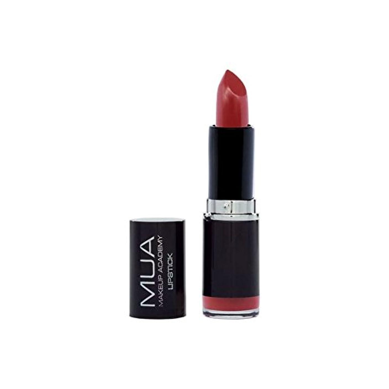 従うインストール割り込みの口紅 - ヴィンテージルージュ x4 - MUA Lipstick - Vintage Rouge (Pack of 4) [並行輸入品]