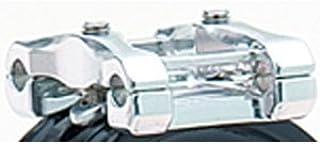 grunge(グランジ) ディズナ、アキレス、アーク、ベッセル シートポスト用クランプのみ V23P021 シルバー レール幅 : 43mm