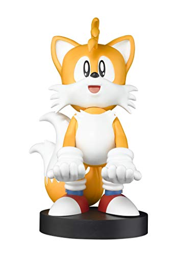 Figurine - Sonic the Hedgehog Tails Cable Guy - Support Manette/Téléphone