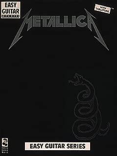 Metallica - (Black) - Easy Guitar