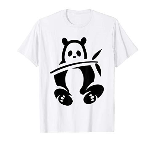 Simpatico regalo per bambini in costume da orso panda di Maglietta