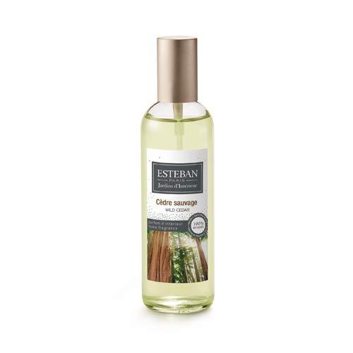 ESTEBAN Vaporisateur de Parfum Cèdre Sauvage
