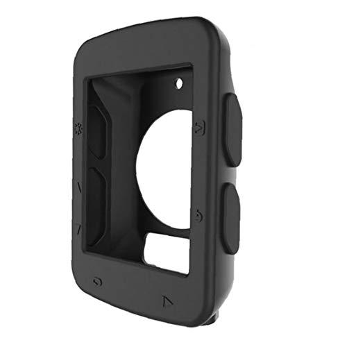 Custodia protettiva 1pc Tabella dei codici di biciclette Guarda il Codice della cassa del silicone copertura tavolo accessori del telefono per Garmin Edge 520 (nero)