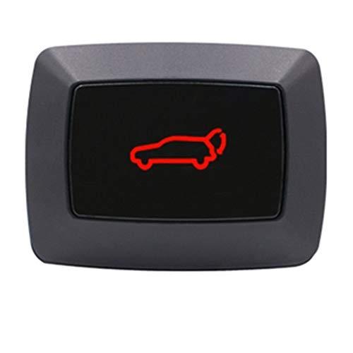 IOUVS Interruptor de la Motocicleta del Coche Universal eléctrico del portón Trasero automático del portón Trasero del Tronco Interruptores (tamaño : Rojo)