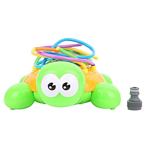 Baby Bath Toys, Sprinkler Bath Toy, Simple to Install Spin Water Spray Infants Shower for Baby Kids(Sprinkling Tortoise)