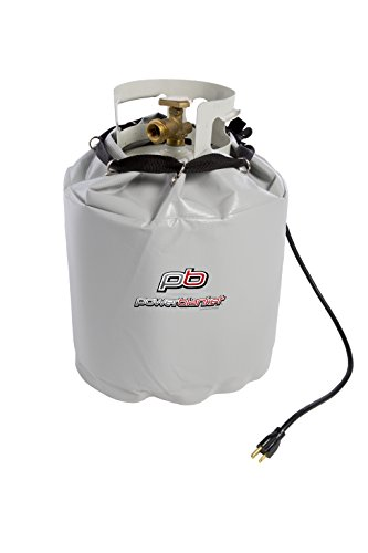 Best Bargain Powerblanket Xtreme GCW20G Insulated Gas Cylinder Warmer Designed for 20 Pound Tank - P...