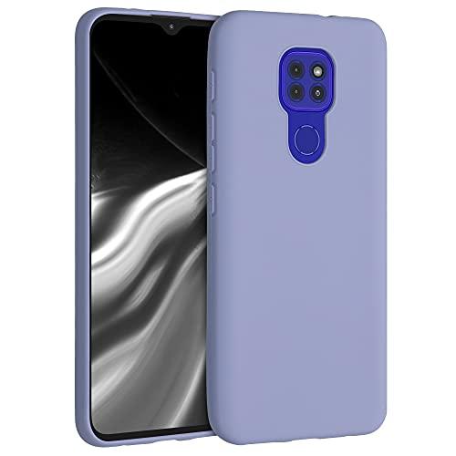 Motorola E7 Plus Funda Silicona Marca kwmobile