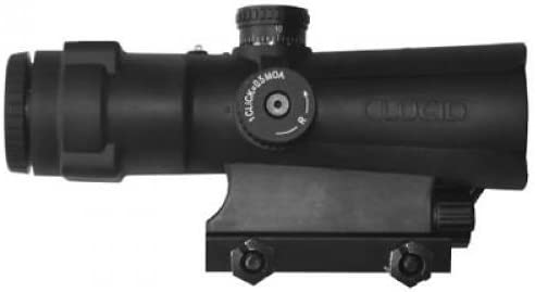 Lucid 4x Prismatic Weapons Optic with P7 Reticle product image