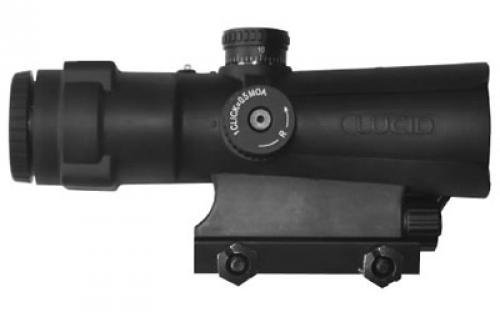 Lucid 4x Prismatic Weapons Optic with P7 Reticle