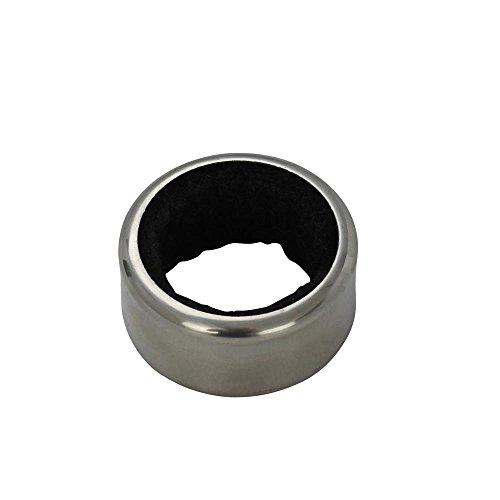 BOJ Olaneta 01219201bottiglia collo salvagoccia, argento