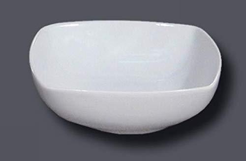 Saturnia SAT217 Coupelle carrée, blanc