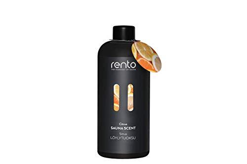 Rento Citrus Sauna Aromatherapie Duft