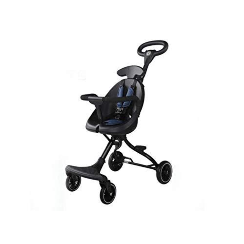 ZXCVB Leichtgewichtler Kinderwagen, Easy Folding Stroller, Geeignet for Kinder und Babys über EIN Jahr alt