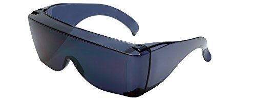 Calabria 3000 Large Square Over UV Protection in Smoke