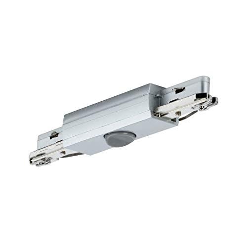 Paulmann 95282 URail Schienenschalter Chrom matt max. 500W