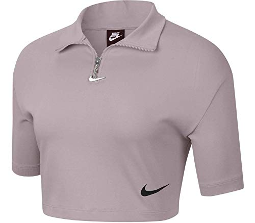 Nike Sportswear Swoosh, Camiseta de Manga Corta, Unisex Adulto, Black Or Grey, XL