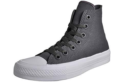 Converse Ct II Hi, Sneaker a Collo Alto Uomo, Grigio (Thunder/White/Navy), 39 EU