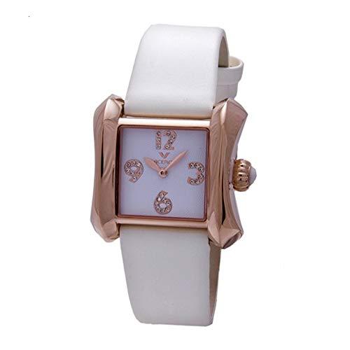 Viceroy 432102-95 Reloj de Chica de la colección Top Cuadrado Cobre