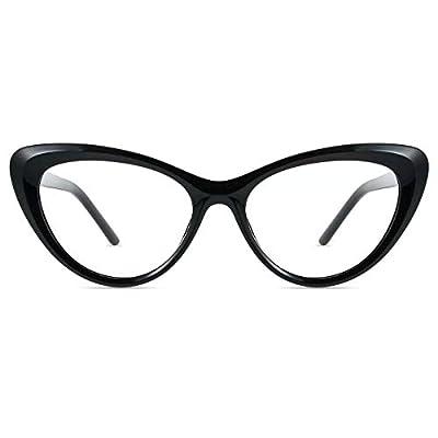 REECKEY Blue Light Blocking Glasses for Women, ...