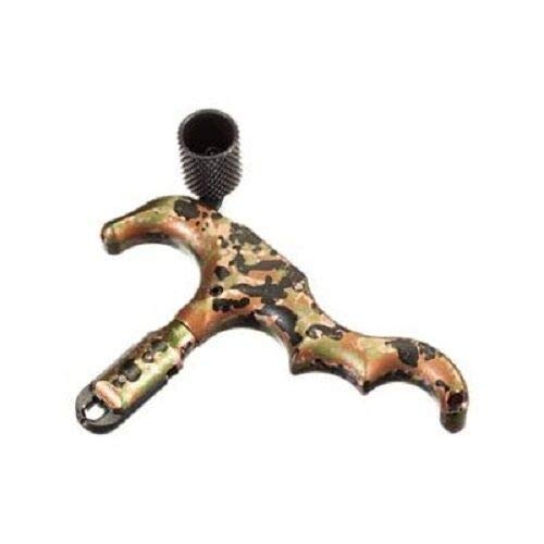 Tru-Fire Edge 4-Finger Aluminum Hand Held Camo Archery Bow Release
