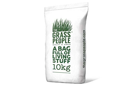 The Grass People Superstar: Back Lawn Grass Seed