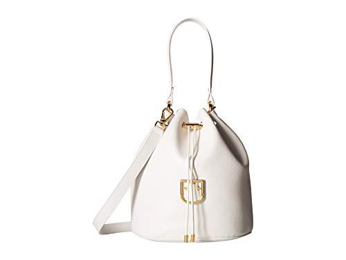 Furla Women's Corona Drawstring Bag, Onyx, Black, One Size