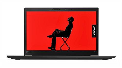 Lenovo ThinkPad T480s Windows 7 Pro Laptop - i5-8250U, 16GB RAM, 1TB PCIe NVMe SSD, 14' IPS WQHD (2560x1440) Matte Display, Fingerprint Reader, Smart Card Reader, 4G LTE WWAN, Black