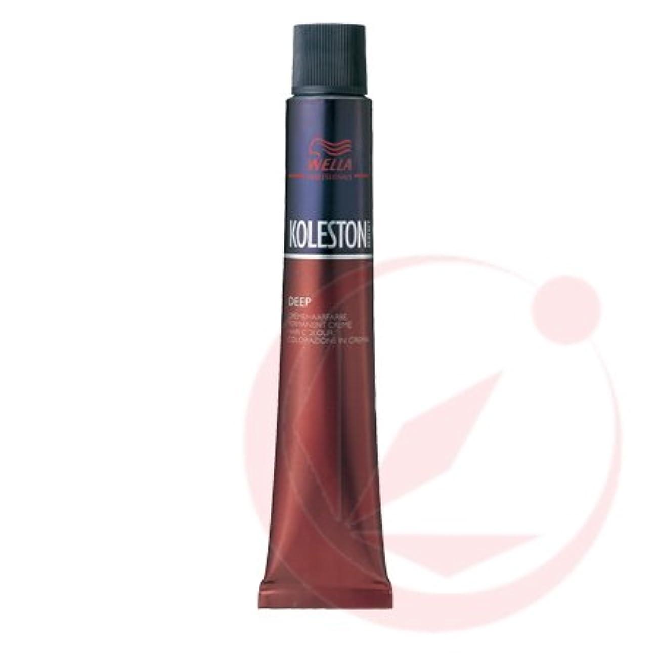 つぶやきやさしい半導体ウエラ コレストンパーフェクト Deep 0 (ディープ) 80g(カラー1剤) 8/0*