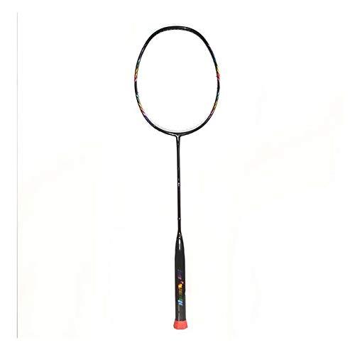 Carbono Profesional Integrado Badminton Rachet Ultra Light Multicolor OFENSENCIA OFENSAJE DE LOS DEPAÑOL para LA CAPACITACIÓN DE Juegos (Color : 1pcs Golden)