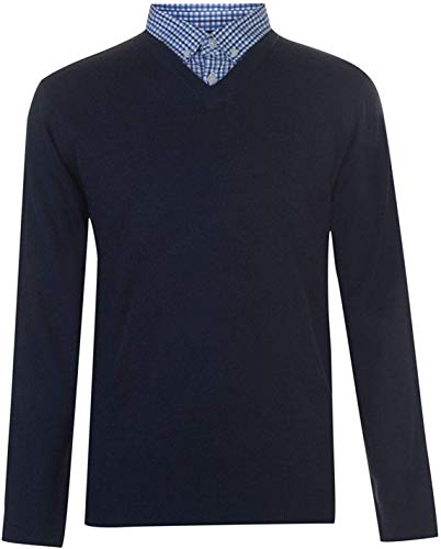 Pierre Cardin Mens New Season V-Neck and Crew Neck...