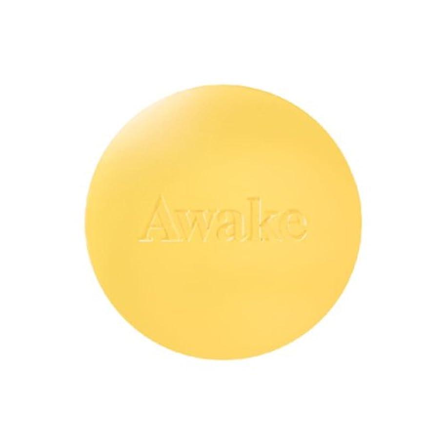 業界ブルーベルマイクアウェイク(AWAKE) Awake(アウェイク) アライズ & シャイン フェイシャルバー 〈洗顔石けん〉 (100g)