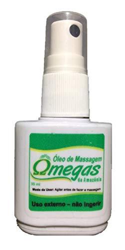Oleo De Massagem Com Oleo De Avestruz Am Struthio 35ml