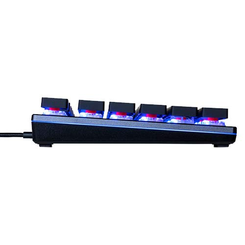 Cooler Master Tastiera Meccanica MasterKeys SK650 / Cherry MX RGB Low Profile Switch/USB Type-C