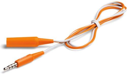 Bose ® Verlängerungskabel für SIE2 Sport Kopfhörer orange