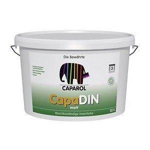 Caparol Capadin 12,5 Liter weiss Farben Wandfarbe Innenfarbe