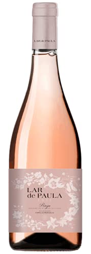 Lar de Paula Rosé Edicion Limitada, Vino Rosado, 1 Botella, 75 cl