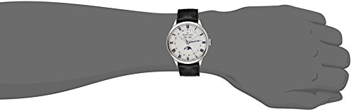 Maurice Lacroix Men's MP6607-SS001-112 Tradition Analog Display Swiss Automatic Black Watch