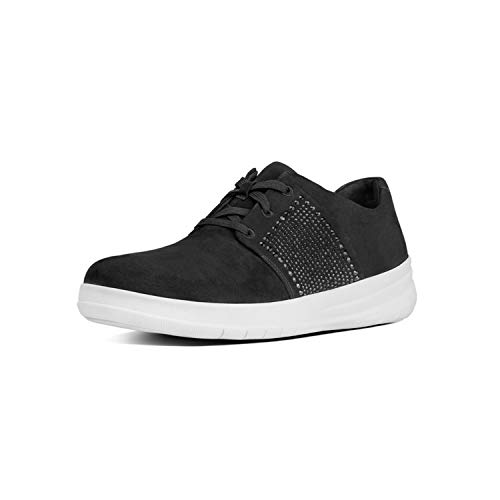 Fitflop The Skinny TM Z-Cross Sandal, Chaussures Femme, Noir (Black 001), 38 EU