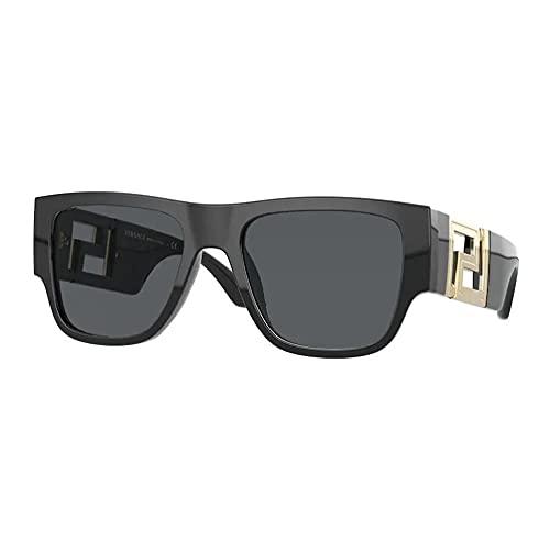 Versace GRECA VE 4403 Black/Grey 57/20/140 Mens Zonnebrillen
